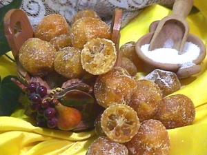 Kumquats disidratati (Mandarino Cinese)